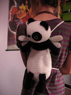 122 Besten Rucksäcke Bilder Auf Pinterest Crochet Bags Crochet