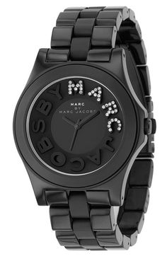I'm in love with this watch -- perfect complement to my white Michael Kors version!