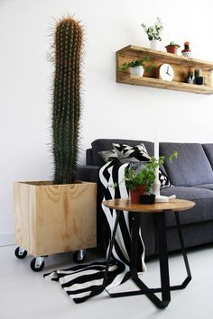 Livingroom @lottevanderwiel