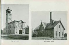 FdL No. 8 engine house and Pumping station