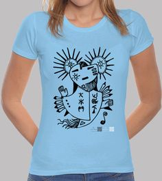 Camisetas Artysmedia - http://www.latostadora.com/artysmedia/ancestral_08/719282