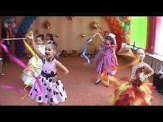 Детский сад № 12 Танец с лентами 290513 - YouTube