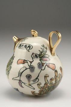 Yoko Sekino Bove  #ceramics #pottery