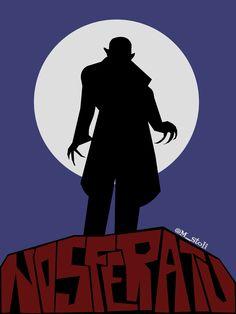 #nosferatu #vector #vectorart #movie #movies #movieposter #poster #film #cinema #horror #horrormovie #vampire #scary #scarymovie #horrorfilm #nosferatuposter