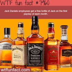 Jack Daniels - WTF fun fact
