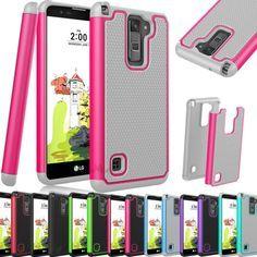 For LG G Stylo 2 Plus / Stylus 2 Plus Defender Slim Armor Hard Shell Case Cover - http://phones.goshoppins.com/phones-cases/for-lg-g-stylo-2-plus-stylus-2-plus-defender-slim-armor-hard-shell-case-cover/
