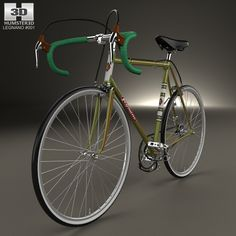 Legnano Roma 1948 3d model from humster3d.com. Price: $75