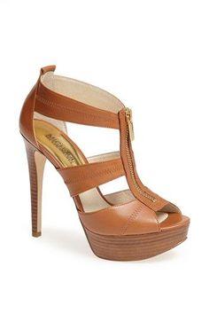 537b8635088b MICHAEL Michael Kors  Berkley  Platform Sandal available at  Nordstrom