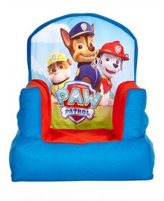 Price Right Home - Paw Patrol Cosy Chair | Bedroom | Seating  sc 1 st  Pinterest & Paw Patrol Moon Chair | Charlie | Pinterest | Paw patrol Moon and Room