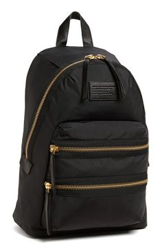 MARC BY MARC JACOBS 'Domo Arigato' Backpack available at #Nordstrom New to my collection, and stores. This will be used in lieu of a purse during my work week