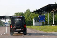 Varsovie - Vilnius - Bienvenue en Lituanie