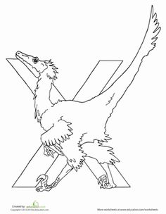 Dino C  tyxgb76ajthis Alphabet coloring pages and Alphabet