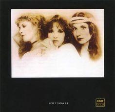 Stevie Nicks - The Wild Heart (1983) Inside cover