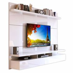 Find out more here about Plasma TVs Modern Tv Cabinet, Modern Tv Wall Units, Tv Cabinet Design, Living Room Modern, Home And Living, Lcd Wall Design, Rack Tv, Living Room Tv Unit Designs, Tv Wall Decor
