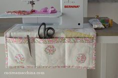 Impara a realizzare un tappetino per la macchina per cucire - http://www.cucireamacchina.com/impara-a-realizzare-un-tappetino-per-la-macchina-per-cucire-parte-1/
