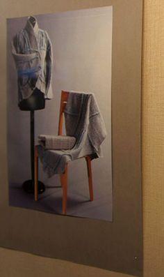 """Vanutetut villatuotteet    -Veera van der Meer-    """"Tuotekehitysprojektin ideana oli uusiokäyttää Muhoksen Villan ylijäämämateriaalia. Suunnittelin ja valmistin vanutetuista villaneulekappaleista tuotteita. Näin villan silpuista syntyikin kokonaisia,  uniikkeja tuotteita""""."""