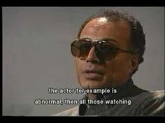 Kiarostami - Interview --- here he talks about quiet moments in films.
