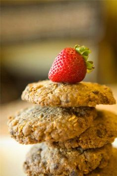GF PB Cookies from Healthy Creations