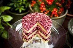 Lemon Berry Crunch Cake Recipe Details | Recipe database | washingtonpost.com