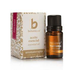 Aceite Esencial - Naranja Estimula el estado de animo envolviéndonos con su fresco y dulce aroma que brinda una sensación de bienestar y felicidad alejando de nosotros sentimientos de tristeza o enojo.