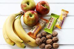 Clean Eating: Gesunde Snacks für unterwegs | Projekt: Gesund leben | Blog über Ernährung, Bewegung und Entspannung