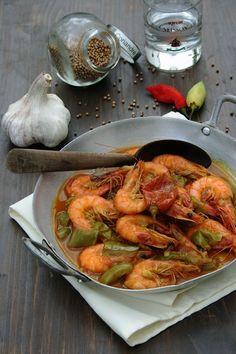 Colombo de crevettes - Passion culinaire Minouchka 1