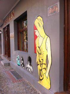 Berlin _ Boutique _ Street Art