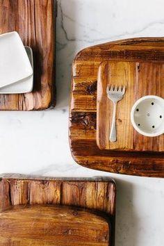 Rectangle Trivet, Medium - Vintage Trivet – etúHOME // Europe2You // serveware // entertaining // wood decor // https://etuhome.com/collections/serveware/products/rectangle-trivet-medium