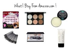 AMAZON.COM BEAUTY STEALS! WHAT I BUY FROM AMAZON.COM <3