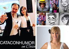 *Cata de Vino con Humor *Caricaturas en vivo. *Cantantes y Tributos. #showsvirtuales Business Help, Shows, Polaroid Film, Cata, Humor, Buenos Aires, Caricatures, Singers, Humour