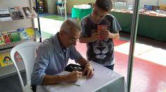 Evento - Feira Cultural do Colégio Meta - Projeto Autores & Livros (25-11-16) Moacir Torres