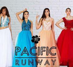 Grad Dresses, Ball Dresses, Formal Dresses, Polynesian Dresses, Samoan Dress, Polynesian Designs, Island Wear, Tribal Print Dress, Different Dresses