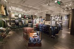Muji Huaihai 755 Flagship Store, Shanghai – China » Retail Design Blog