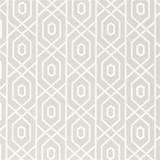 Gray & White Geometric Wallpaper
