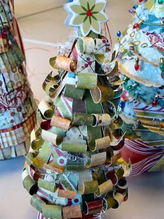 Scrapbook Paper tree 5 curly branch | Flickr - Photo Sharing!