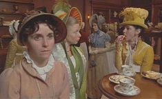 Ch 56.5 Tea Room in Bath, as depicted in Persuasion 1995