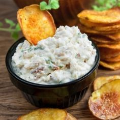 Cream Cheese Dip with Bacon