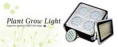 DIY Lighting: Led plant grow light