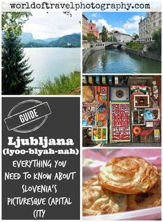 Your ultimate guide to Ljubljana, Slovenia covering food, nightlife and day trips. #guide #ljubljana #slovenia