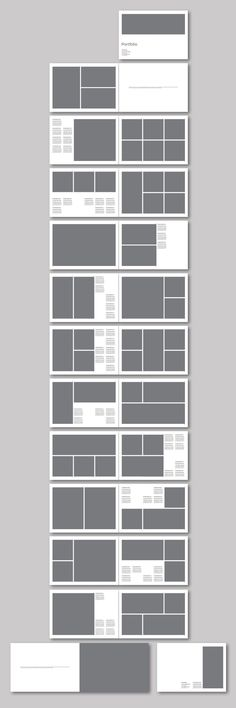 Stock template of Minimalist Portfolio Layout. Search more similar templates at Adobe Stock Mise En Page Portfolio, Portfolio Layout, Portfolio Design, Portfolio Web, Magazine Layout Design, Book Design Layout, Print Layout, Design Social, Web Design