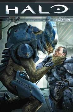 Halo Escalation 4