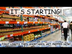 Survival Videos, Grocery Items, Don't Panic, Costco, Prepping, How To Become, Canning, Blessings, Alaska