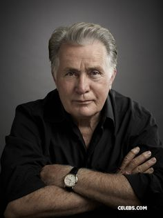 Martin Sheen ♥  We met him on the set of Badge of Honor! Nov.9/13 with Gabriel Napora, the Producer.