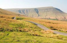 A4069 Black Mountain Road, Powys       The road twists, dips and climbs through the Brecon Beacons National Park.     Five of the most memorable miles you can drive in any country.