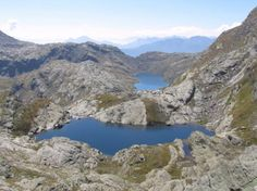 Spronser Lakes (bit of a hike to see) - Tirolo