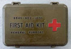30 Things you should have in your Medical First Aid Kits
