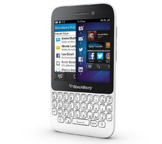 BLACKBERRY Q5 white - AZERTY - smartphone   MLWG2 - Wireless flash reader for mobile devices | €167.04