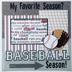 Baseball+scrapbook+page++12x12+scrapbook+page+by+ohioscrapper