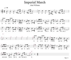 imperial march guitar easy - Google-haku