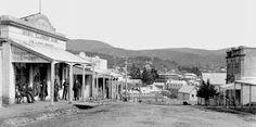 Omeo,a goldfield township in Victoria,nestled high in the Australian Alps. Australia Day, Victoria Australia, Eureka Stockade, Melbourne Victoria, Gold Rush, Alps, Regional, Old Photos, Trains